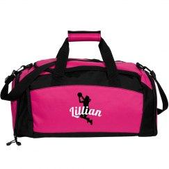 Lillian basketball bag