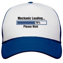 Mechanic loading
