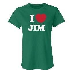 I Love Jim