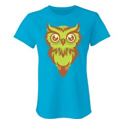 Owl Graphic Tee