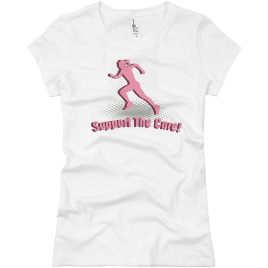 3d Support The Cure
