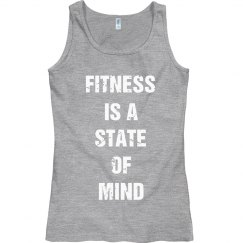 Fitness is a state of mind