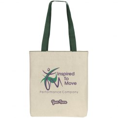 i2m Performance Company Tote Bag