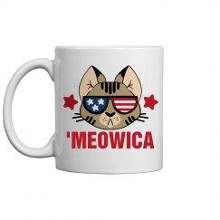 Meowica Mug