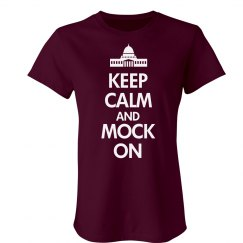 Keep Calm Mock Trial