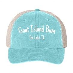 Goat Island Hat
