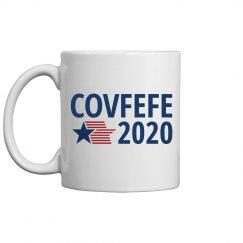 Covfefe 2020 Mug Trump Typo