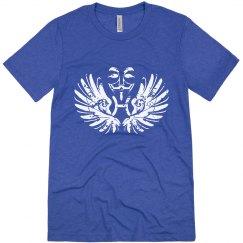 wings blue