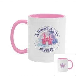 ADIAW Princess mug