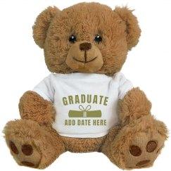 Custom Date Grad Gift