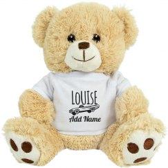 Custom Louise Best Friend Gift