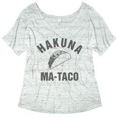 Hakuna Ma-Taco