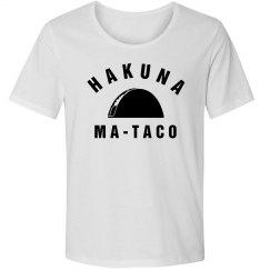 Simple Hakuna Ma-Taco