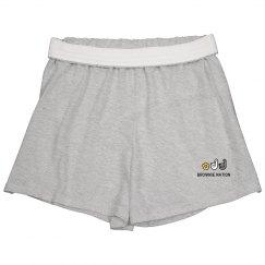 BN lounge shorts