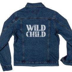 Ladies Wild Child Denim Jacket