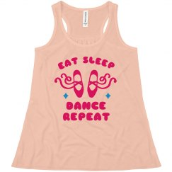 National Dance Day: Eat, Sleep, Dance, Repeat