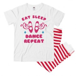 Youth Pajama 1x1 Rib Bottom Set