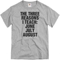 Funny Teacher Tees