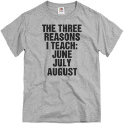 Funny Teacher Tees