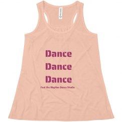 Youth Flowy Dance Tank