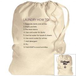Elite laundry bag