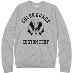 Custom Guard Sweatshirt