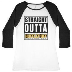 Straight Outta Hufflepuff