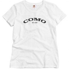 COMO Womens T