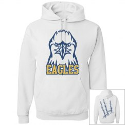 eagle head sweatshirt