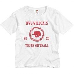 Custom Kids Softball No Minimums