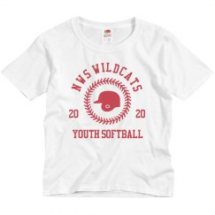 Custom Kids Softball No Minimums