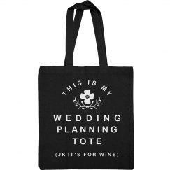 Wedding Planning JK It's Wine Gift