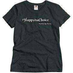#HappyisaChoice