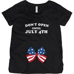 July 4th Baby