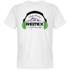 Basic White Remix Tee