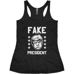 Fake President Donald Trump