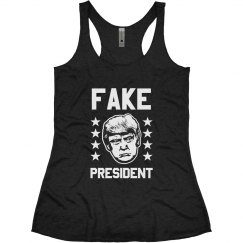 Fake President Donald Trump