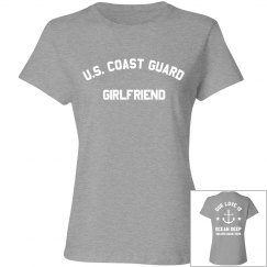 Coast Guard Girlfriend Our Love