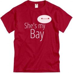 She's my Bay