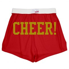 Youth Cheer Soffe Short
