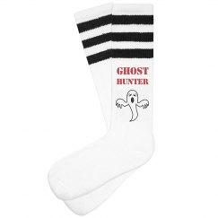 Ghost Hunter Knee Socks