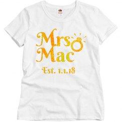 Mrs. Mac