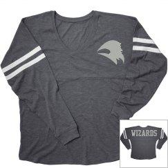 Washington wizards long sleeve shirt 2.