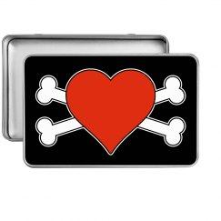 Heart & Crossbones