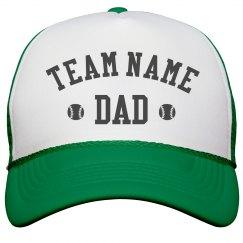 Baseball Dad Team Name