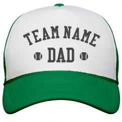 Baseball Dad Team Name