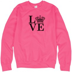 Royal Neon Love