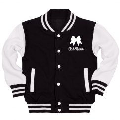Custom Cheer Youth Varsity Jacket