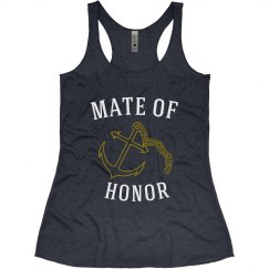 Mate of Honor Shirt 1