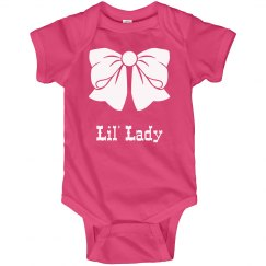 Lil' Lady Onesie